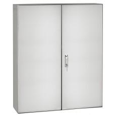 Coffret Atlantic inox 304L - IP55 IK10 - 1200x1000x300 mm - vertical 2 portes