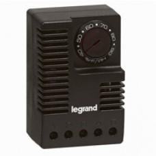 Hygrostat - 230 V~ - 50/60 Hz - IP 20 - réglable 35 à 100 % d'humidité