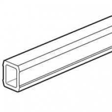 Profilé aluminium 60 x 45 mm - pour pupitre Atlantic axis - L. 500 mm