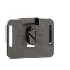 Accessoire fixation Linafix isolant - sur rails sym et asym prof. 15 mm