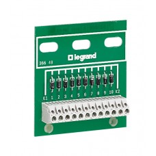 Module 10 diodes cathode commune - fixation sur porte/plaque