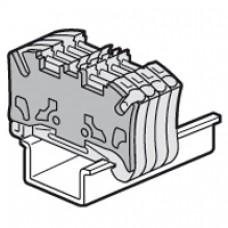 Cloison terminale pr bloc jonc Viking 3 ressort - 1 étages - pas 5