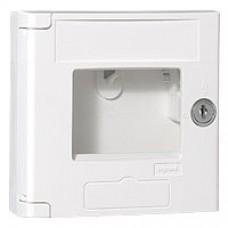 Coffret de sécurité réserve de clés - blanc
