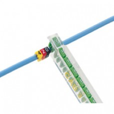 Chargeur pour repérage CAB 3 - section 0,15 à 0,5 mm² - transparent