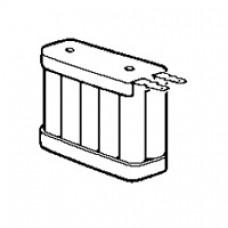 Batterie NiMh - 12 V - 600 mAh - pour tableau d'alarme réf. 405 62