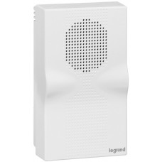 Carillon 7 mélodies - 230 V~ - 50/60 Hz - compatible In One by Legrand