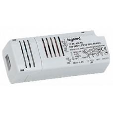 Transfo électronique pour lampe halogène 12 V - 70 VA