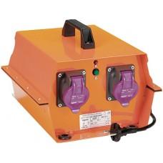 Bloc de sécurité portatif BSM - IP 34 - pour fiche Hypra - puissance 400 VA