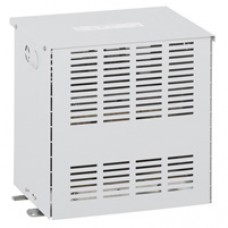 Transfo séparation circuit tri protégé - prim 400 V/sec 230 V + N - 2500 VA