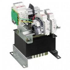 Transfo mono nu TFCE - prim 230-400 V/sec 24 ou 48 V - 160 VA