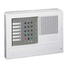 Centrale alarme intrusion filaire 6 boucles - multidétection - mode maintenance
