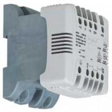 Transfo cde et signal mono bornes à vis - prim 230/400 V/sec 24/48 V - 100 VA