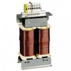 Transfo cde et signal mono bornes à vis - prim 230/400 V/sec 115/230 V - 8000 VA