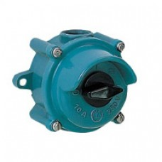 Interrupteur ML - 10 A - IP 44 - 250 V~ - Unipolaire - métal