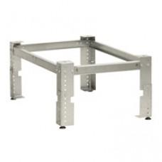 Socle réhausseur pour plancher technique - pour BAIES larg/prof 600 X 600 mm