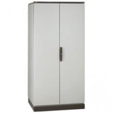 Armoire Altis assemblable métal - IP55 IK10 - RAL 7035 - 2000x1000x600 -2 portes