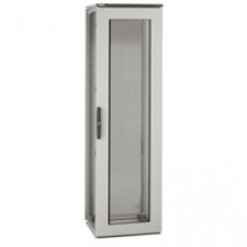 Armoire Altis assemblable métal - IP55 IK10 - 2000x600x800 mm - porte vitrée