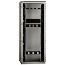 Armoire Altis assemblable métal - IP55 IK10 - 2000x800x600 mm - porte vitrée