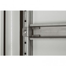 Rail sur porte - pour armoire Altis porte larg. 1000 mm