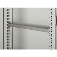 Traverses perforées horizontales (2) - pour armoire Altis larg./prof. 400 mm