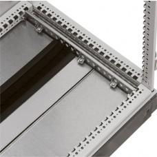 Plaque obturatrice/presse etoupe - pour armoire métal Altis larg. 800 x prof.600