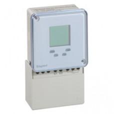 Interrupteur horaire programmable digital - hebdomadaire - 230 V~ - 1 sortie
