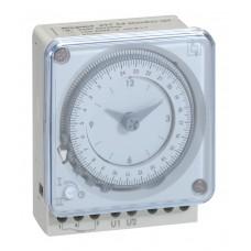 Interrupteur horaire programmable analogique - journalier - vis