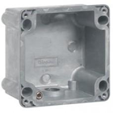 Boîtier réversible Hypra - IP44/55 - 16 A - pour socles 3P+N+T - métal