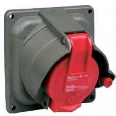 Socle tableau Prisinter Hypra - IP44/55 - 16 A - 380/415 V~ - 3P+T - plast