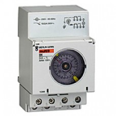 Interrupteur horaire IH-24H-2 can.-30 + 14 com.-10A-ARM 150H