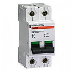 Interrupteur-sectionneur I 2P 63A