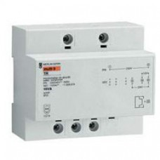 Transformateur de sécurité-230V 50..60 Hz secondaire 12..24 V-25 VA