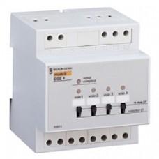 Délesteur 4 voies pour compteur électronique EDF monophasé DSE4-modulaire