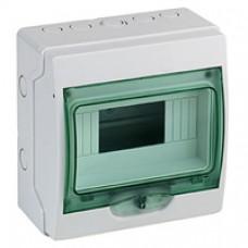 Coffret-pour appareillage modulaire-195 x 200 mm-8 modules