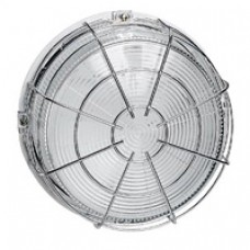 Grille protection pour hublot étanche - rond - métal - pour 604 82/83