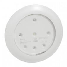 BAES d'ambiance- KICKSPOT encastré ECO2 -LEDS 320LM-1H plastique IP40-IK04