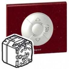 Interrupteur ind de volets émetteur-récepteur CPL/IR Céliane - In One - dérogation