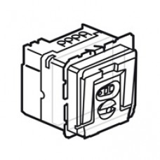 Interrupteur à badge RFID Prog. Céliane - 230 V - 50/60Hz