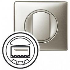 Enjoliveur Céliane - interrupteur automatique avec marche/arrêt et CPL - titane