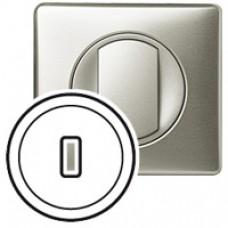 Enjoliveur Céliane - prise USB - titane