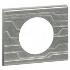 Plaque Céliane - Matières - 1 poste - Furtif