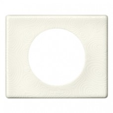 Plaque Céliane - Exclusives - 1 poste - Songe (porcelaine)