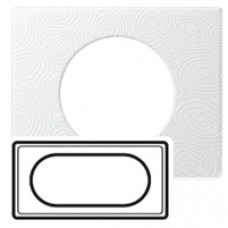 Plaque Céliane - Exclusives - 4/5 modules - Songe (porcelaine)