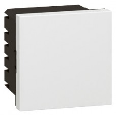 Permutateur Mosaic - 2 modules - 10 AX - blanc