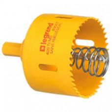 Scie cloche Ø85 mm - pour boîte Batibox prise 20/32 A cloison sèche