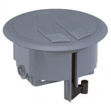 Boîte de sol 3 modules pour intégration - à équiper - 1x2 modules + 1x1 mod