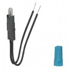 Lampes à câbler 12 V - incandescent blanc - consommation 0,4 W