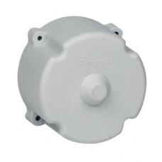 Boitier de protection (derrière tableau) - montage en plastron - format réduit