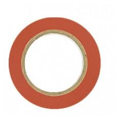 Ruban adhésif - PVC - 15 mm x 10 m - rouge