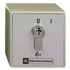 Boîte à boutons en saillie inviolable-à serrure